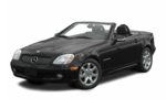 2004 Mercedes-Benz SLK-Class