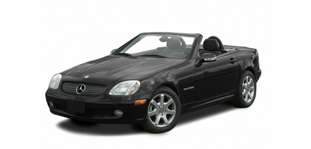 2004 Mercedes-Benz SLK-Class