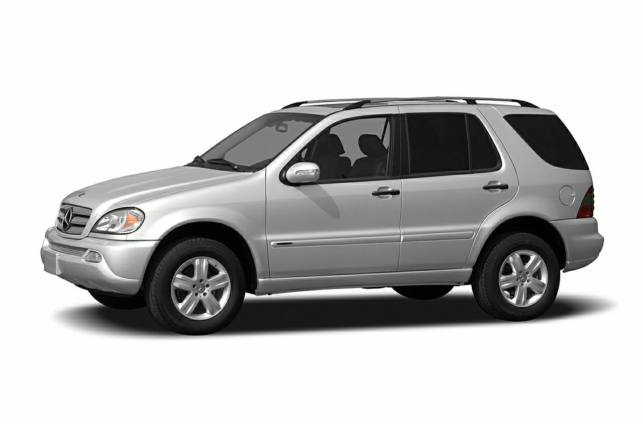 2004 Mercedes-Benz M-Class ML500 4MATIC SUV for sale in Charleston for $0 with 105,603 miles