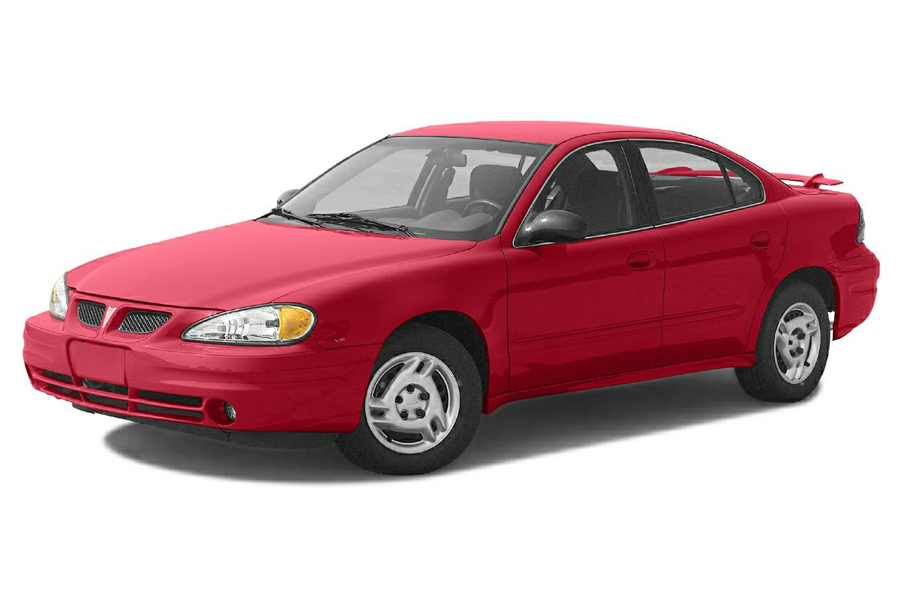 2004 Pontiac Grand Am SE 1 Sedan for sale in Lafayette for $0 with 84,419 miles