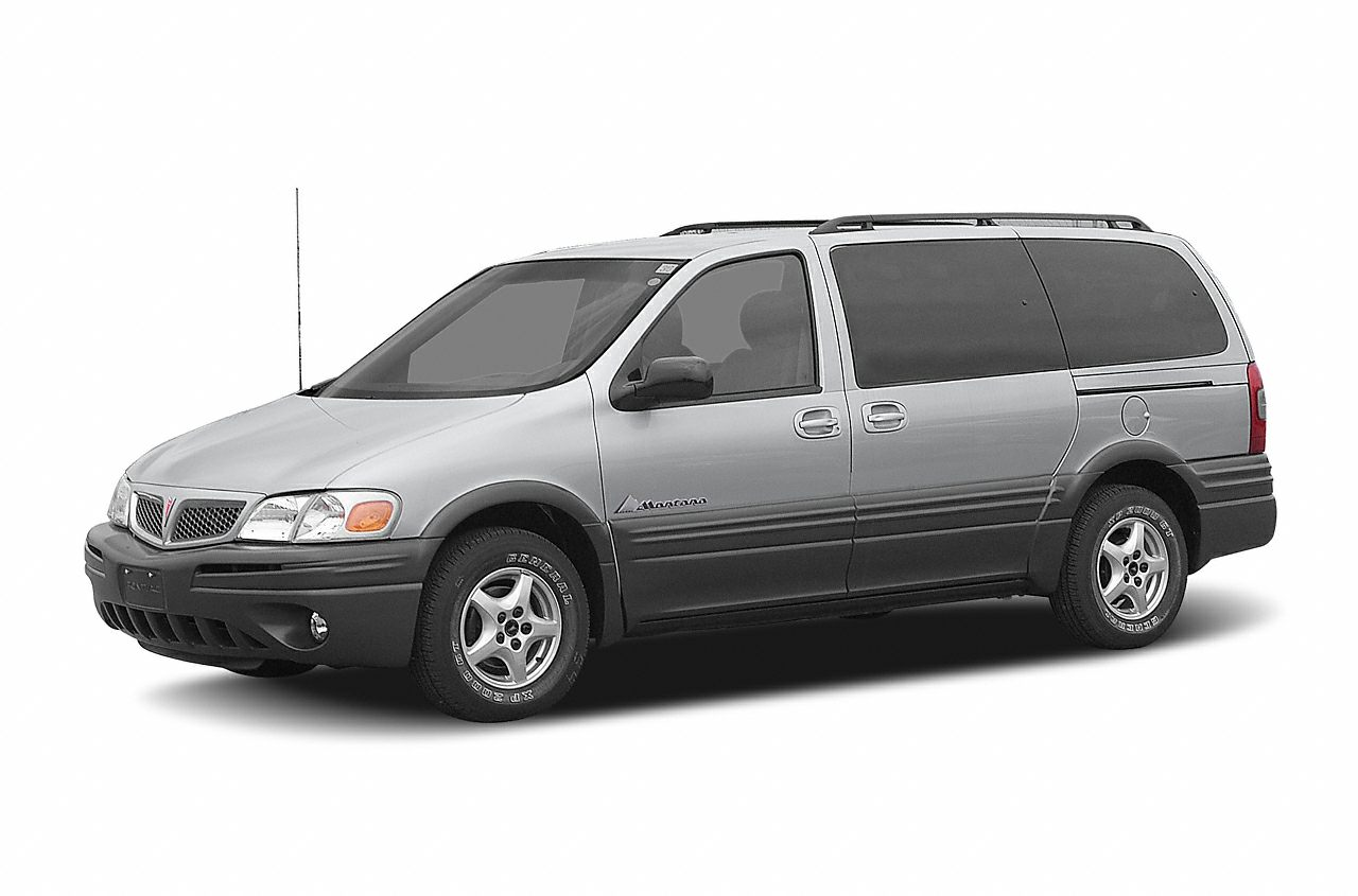 2004 Pontiac Montana Minivan for sale in Venice for $3,495 with 162,719 miles.