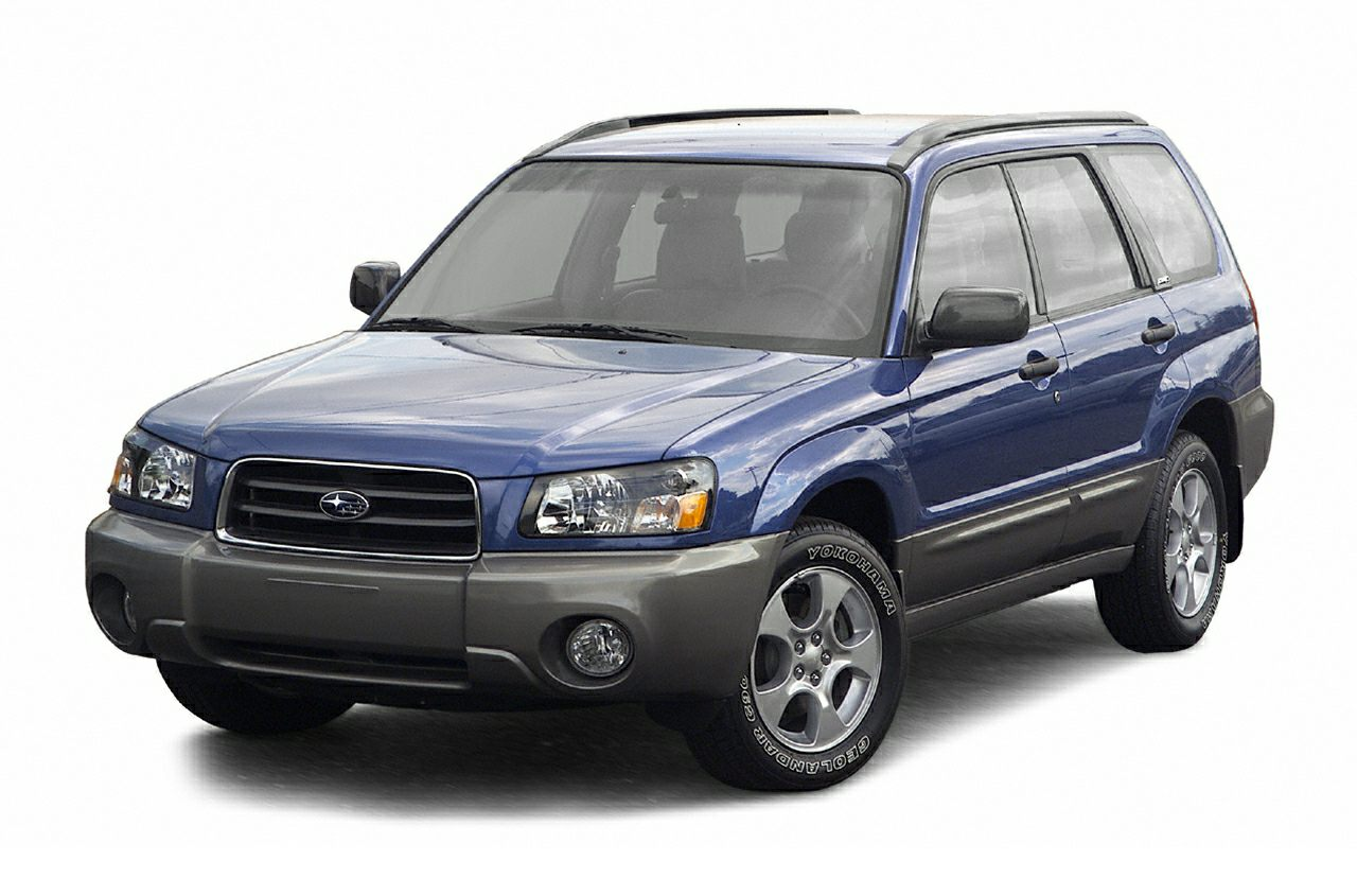 2004 Subaru Forester 2.5 XT SUV for sale in Macomb for $8,000 with 129,045 miles.