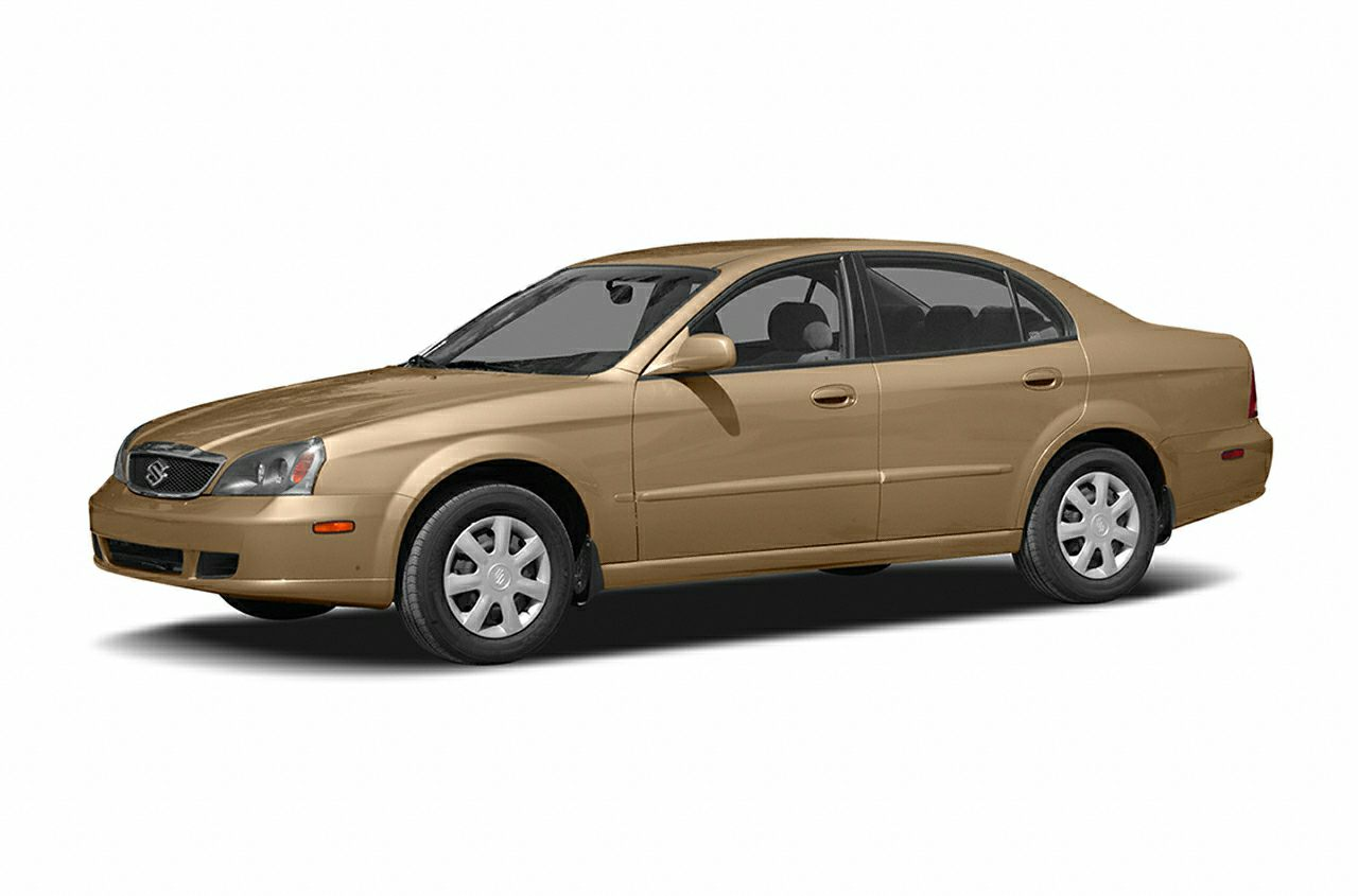 2004 Suzuki Verona LX Sedan for sale in Golden for $3,295 with 84,582 miles