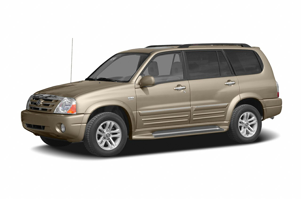 2004 Suzuki XL7 LX SUV for sale in Charlotte for $2,995 with 209,525 miles.