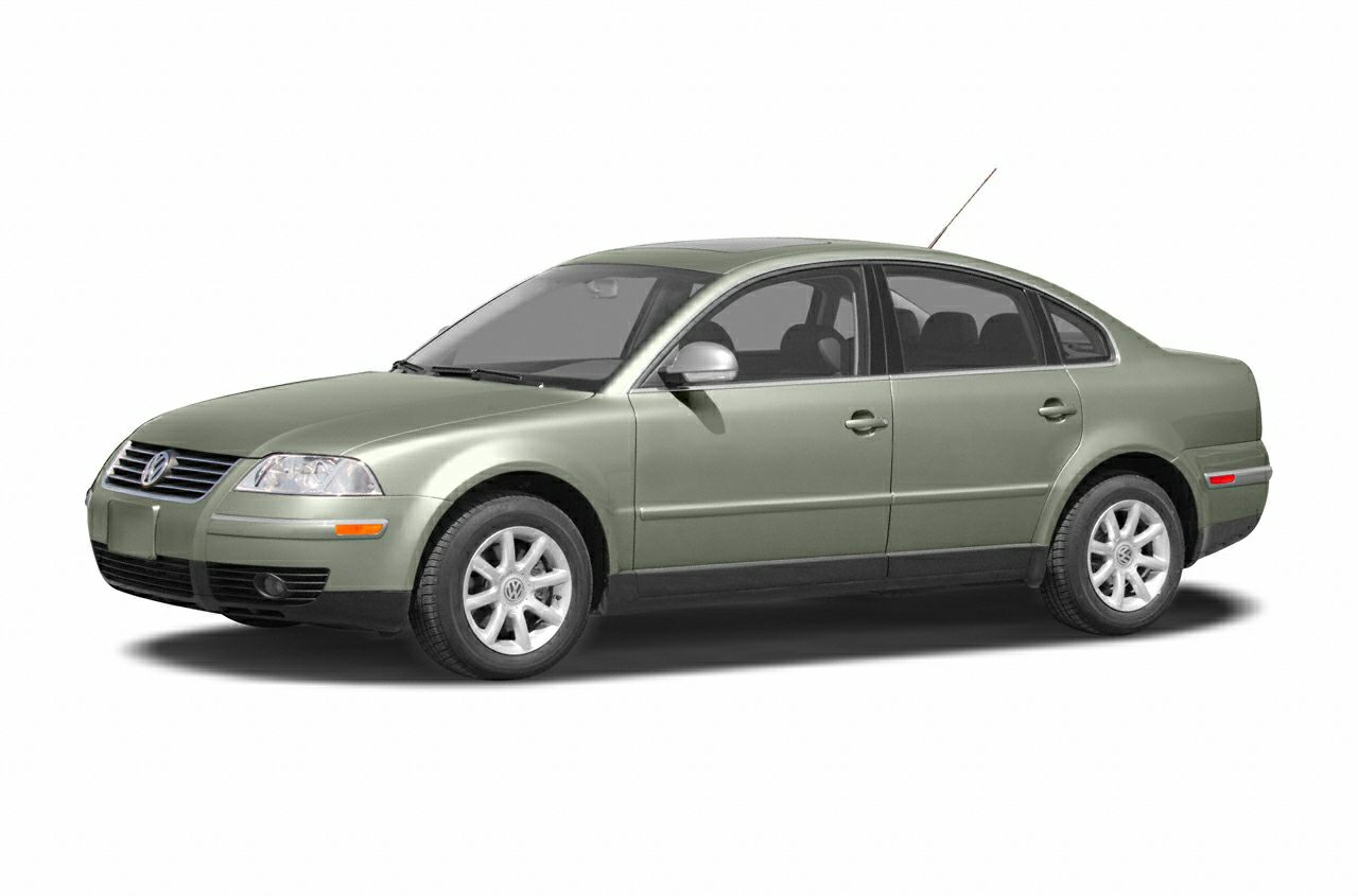 2004 Volkswagen Passat GLX Sedan for sale in Danielson for $5,800 with 106,638 miles.