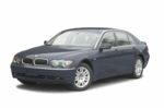 2005 BMW 745