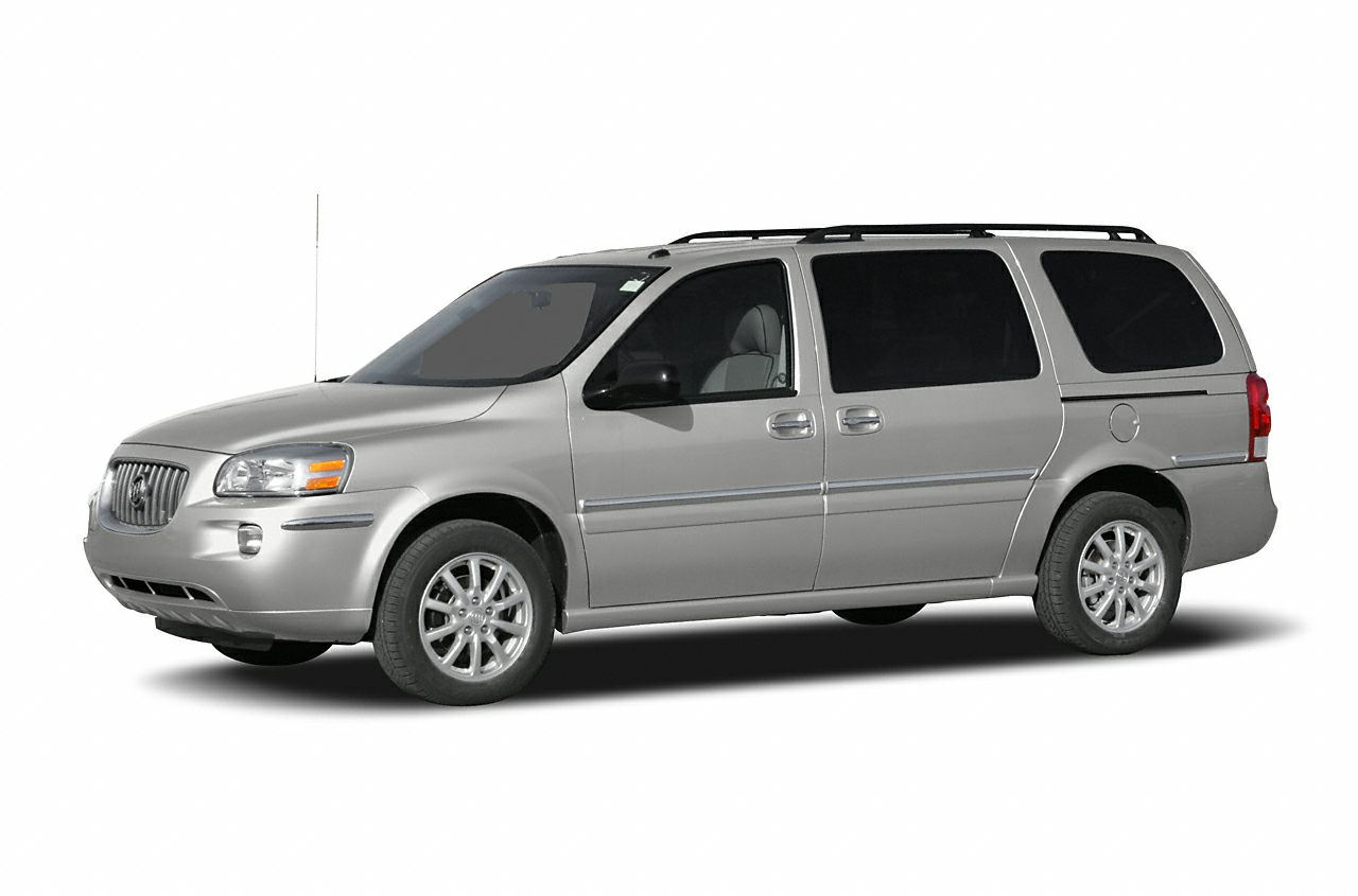 2005 Buick Terraza CXL Minivan for sale in Mabank for $4,500 with 216,378 miles