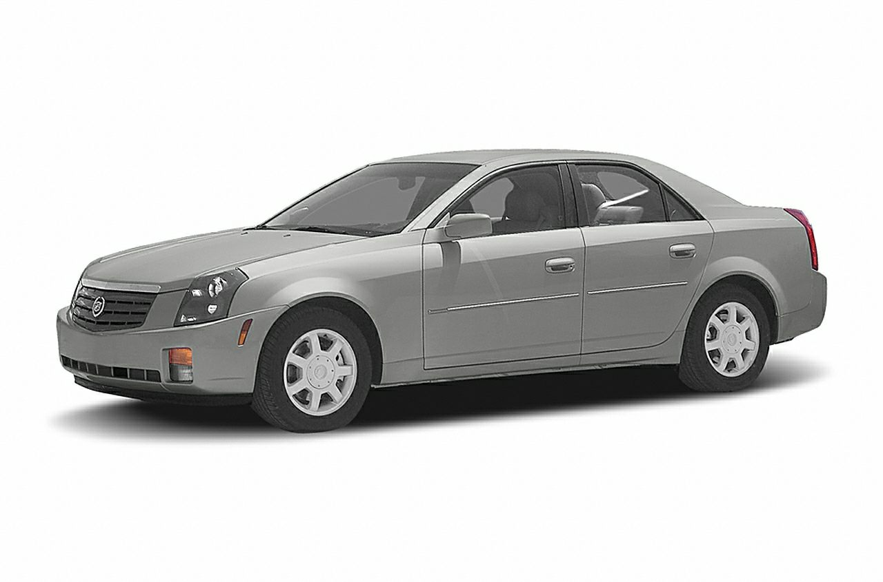 2005 Cadillac CTS Sedan for sale in Beaufort for $0 with 122,399 miles