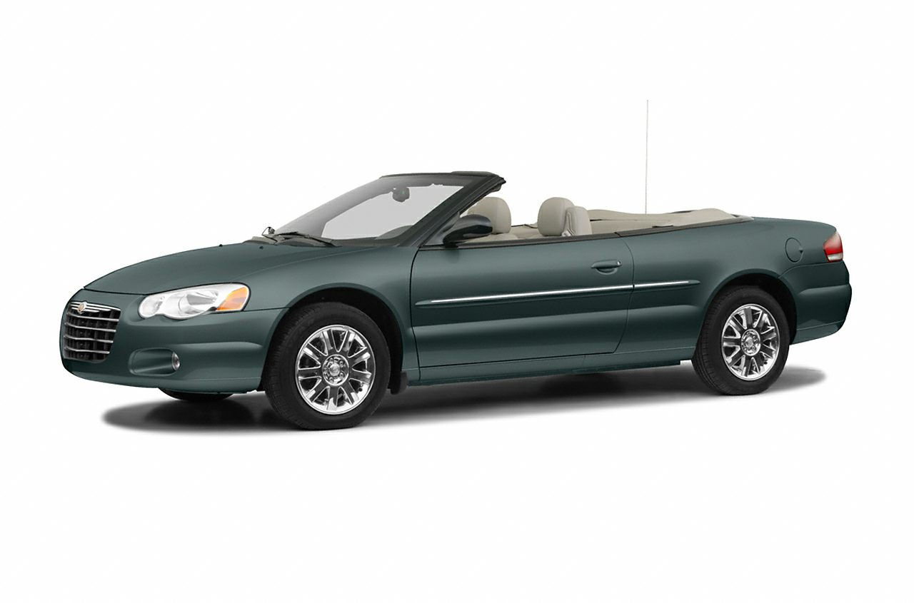 2005 Chrysler Sebring Touring Convertible for sale in Dayton for $4,294 with 110,713 miles