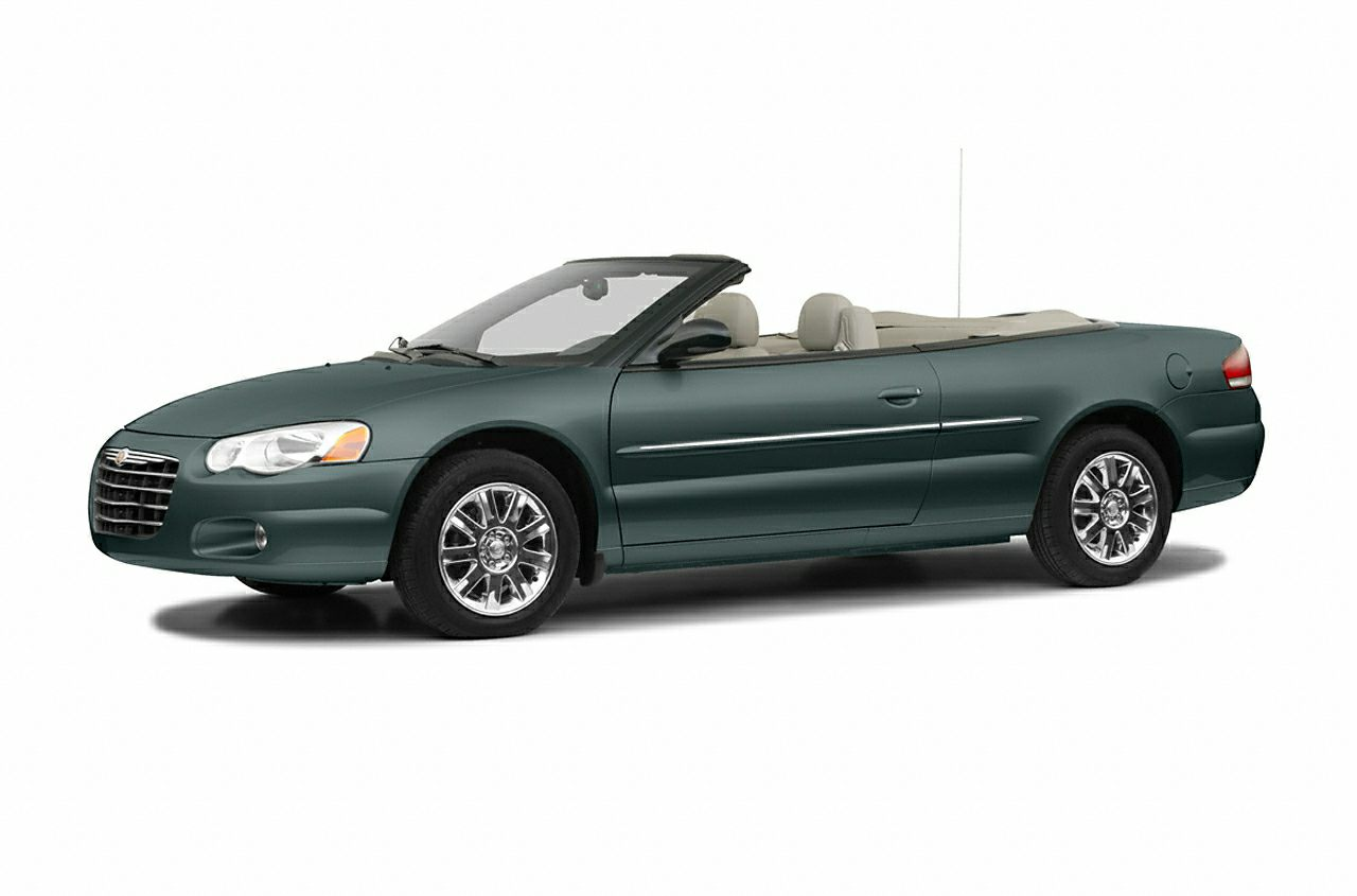 2005 Chrysler Sebring Touring Convertible for sale in Douglasville for $4,196 with 153,177 miles.