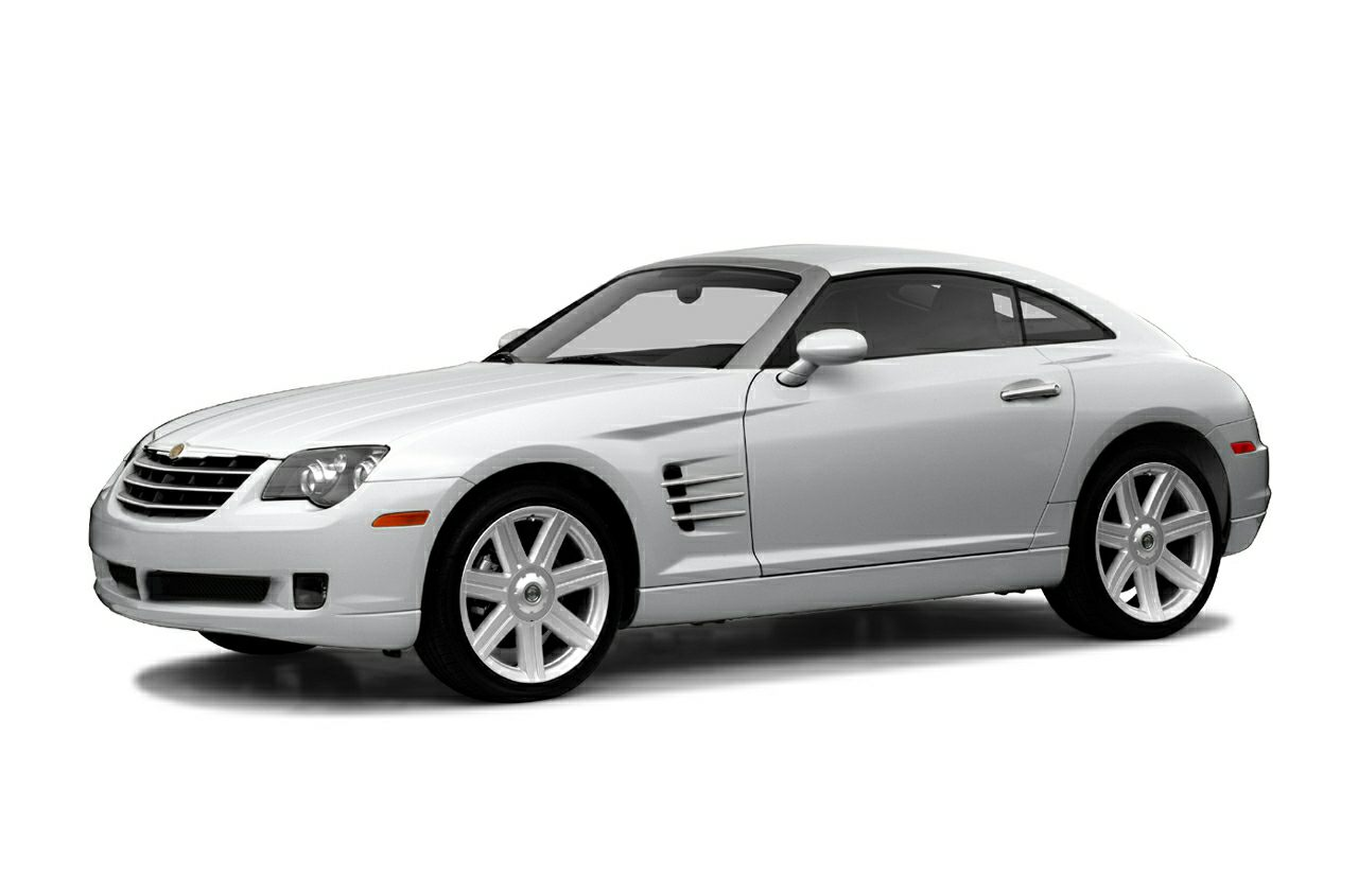 2005 Chrysler Crossfire Limited Convertible for sale in Louisville for $9,988 with 102,506 miles