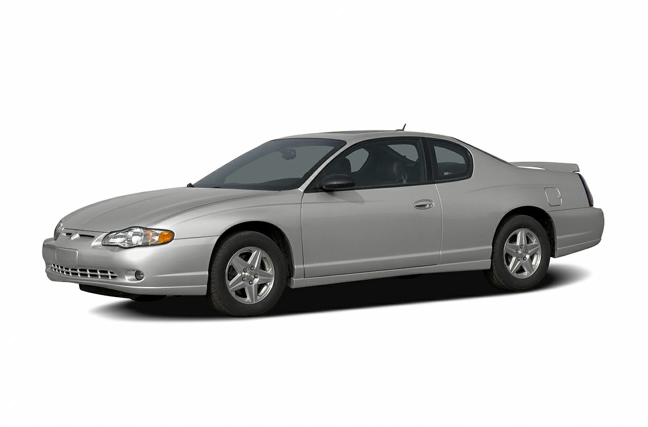 2005 Chevrolet Monte Carlo LS Coupe for sale in Moon Township for $8,844 with 30,833 miles