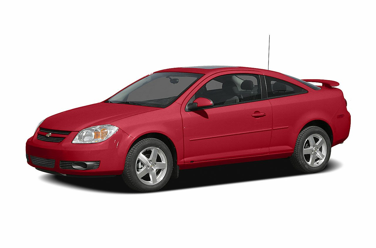 2005 Chevrolet Cobalt LS Coupe for sale in Richmond for $6,995 with 129,641 miles