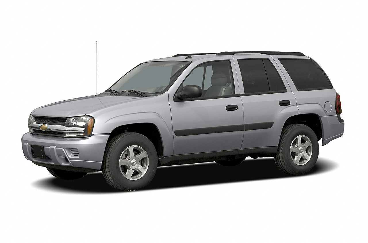 2005 Chevrolet TrailBlazer LS SUV for sale in Concord for $7,595 with 87,732 miles