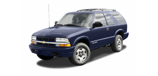 2005 Chevrolet Blazer