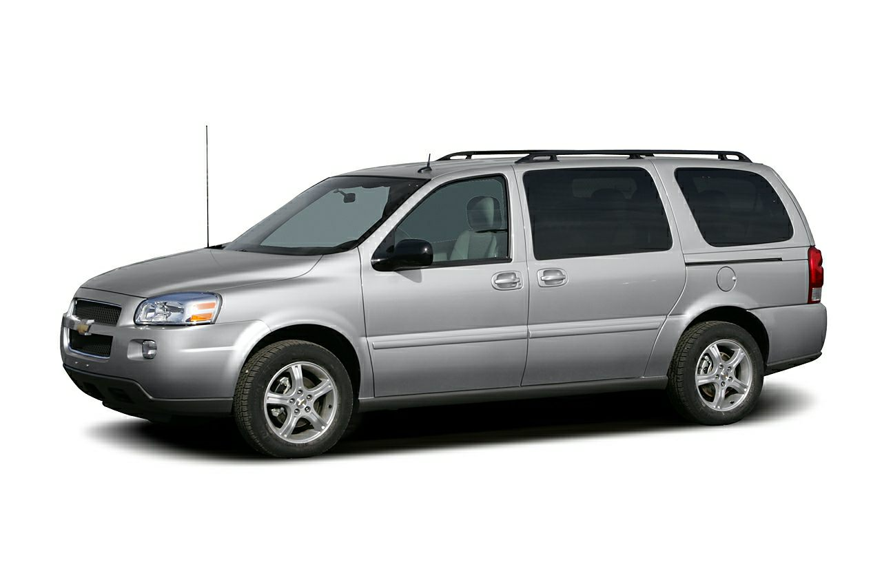 2005 Chevrolet Uplander LS Minivan for sale in Houston for $0 with 187,000 miles