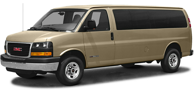 2005 GMC Savana
