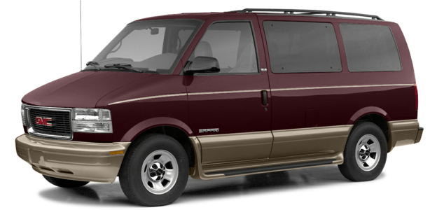 2005 GMC Safari