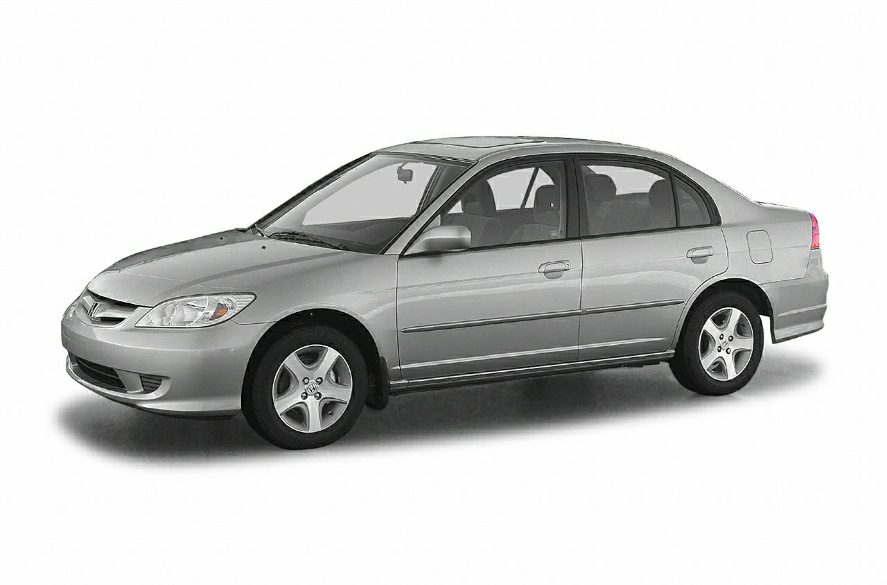 2005 Honda Civic EX Coupe for sale in San Antonio for $4,650 with 158,572 miles.