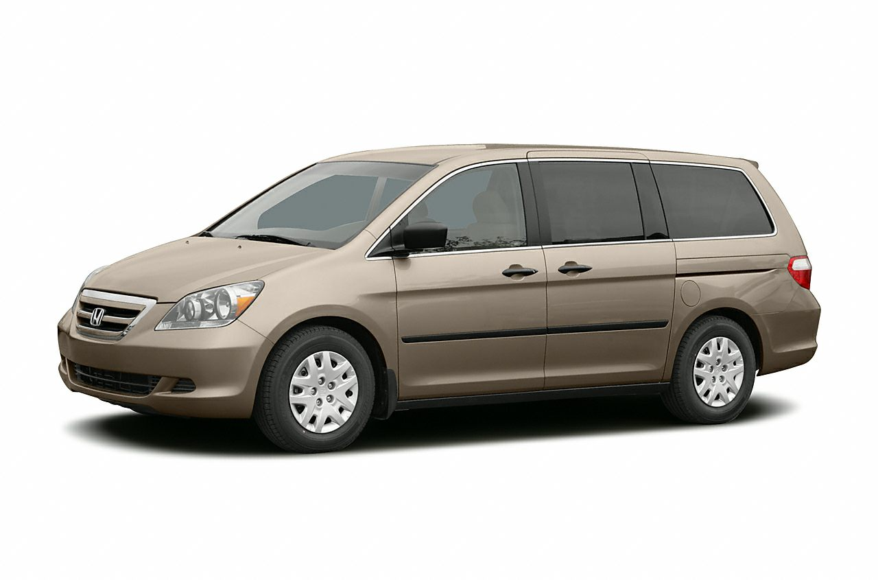 2005 Honda Odyssey EX Minivan for sale in Guthrie for $5,500 with 161,389 miles