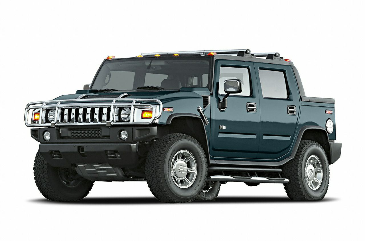 2005 Hummer H2 SUT Crew Cab Pickup for sale in Matthews for $27,138 with 81,186 miles