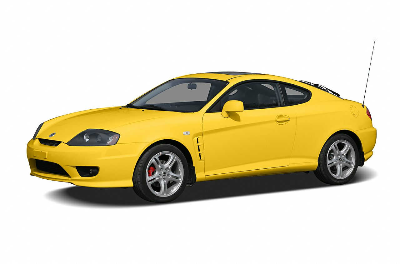 2005 Hyundai Tiburon GT Coupe for sale in Memphis for $5,995 with 101,280 miles