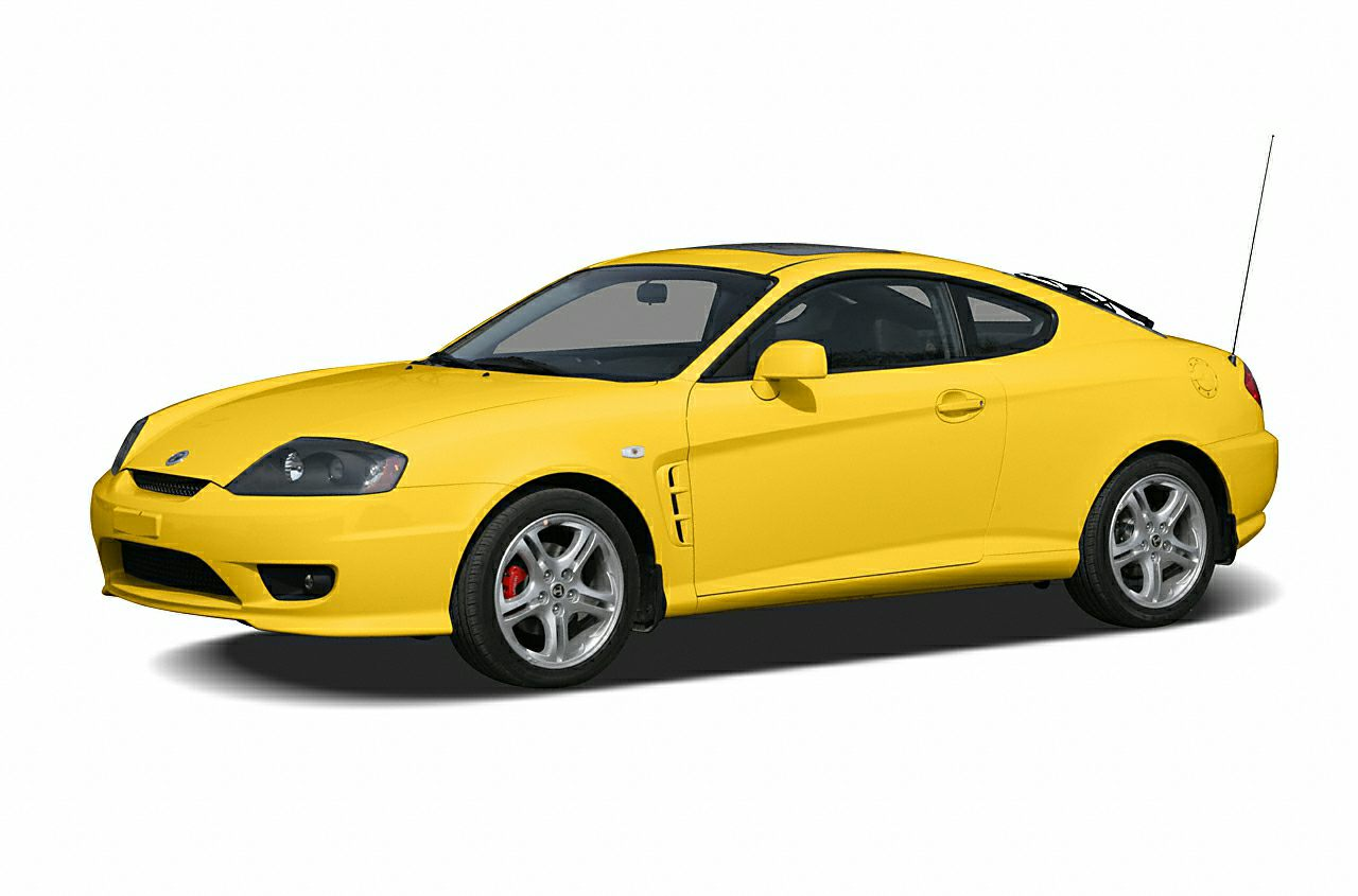 2005 Hyundai Tiburon GS Coupe for sale in Avon Park for $4,995 with 91,686 miles.