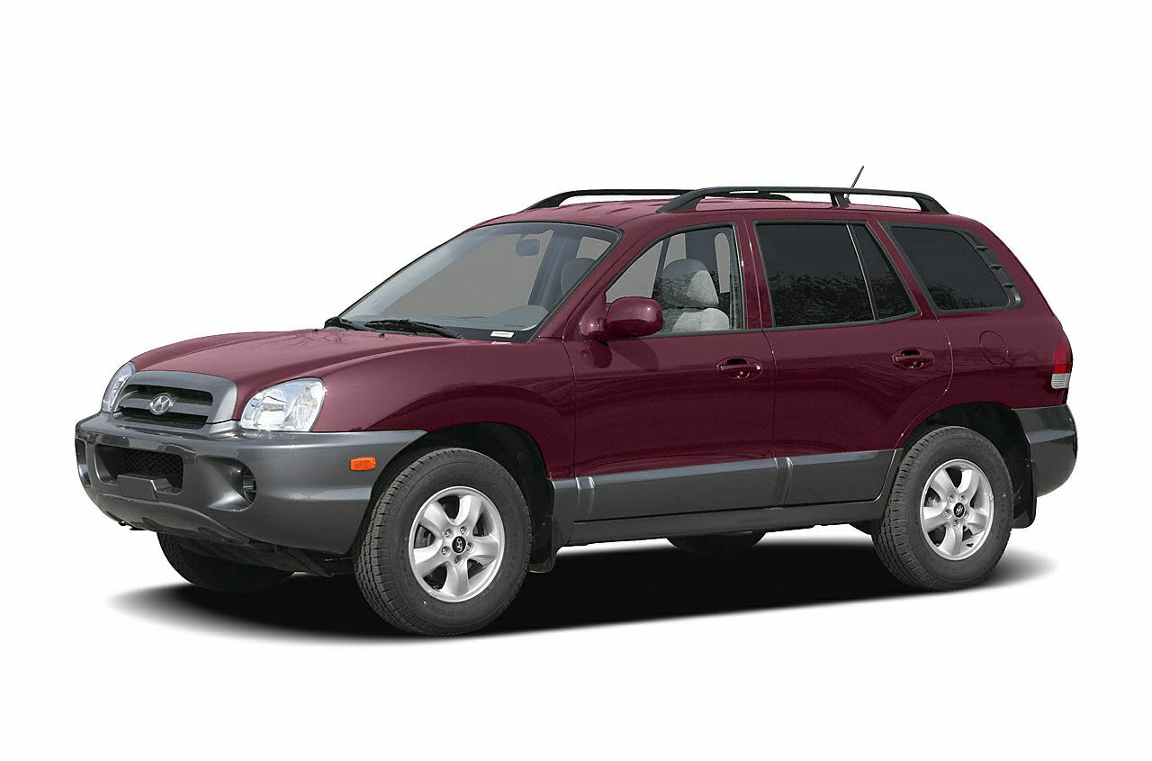 2005 Hyundai Santa Fe GLS SUV for sale in Pittsburgh for $5,495 with 101,077 miles.