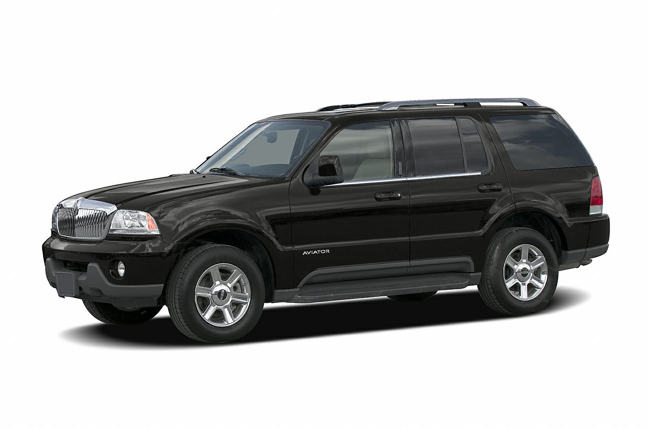 2005 Lincoln Aviator Luxury SUV for sale in Nashville for $10,989 with 63,705 miles