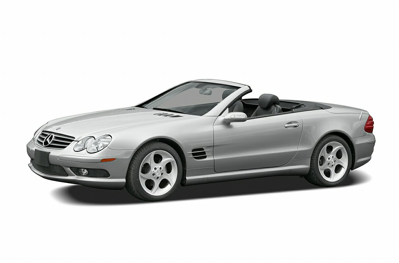 2005 Mercedes-Benz SL-Class SL500 Roadster Convertible for sale in Enid for $29,000 with 0 miles