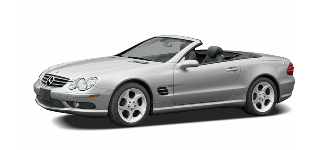 2005 Mercedes-Benz SL450