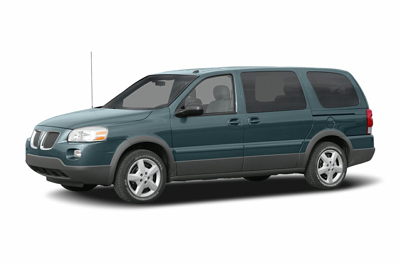 2005 Pontiac Montana SV6 Minivan for sale in Bartlesville for $0 with 86,615 miles
