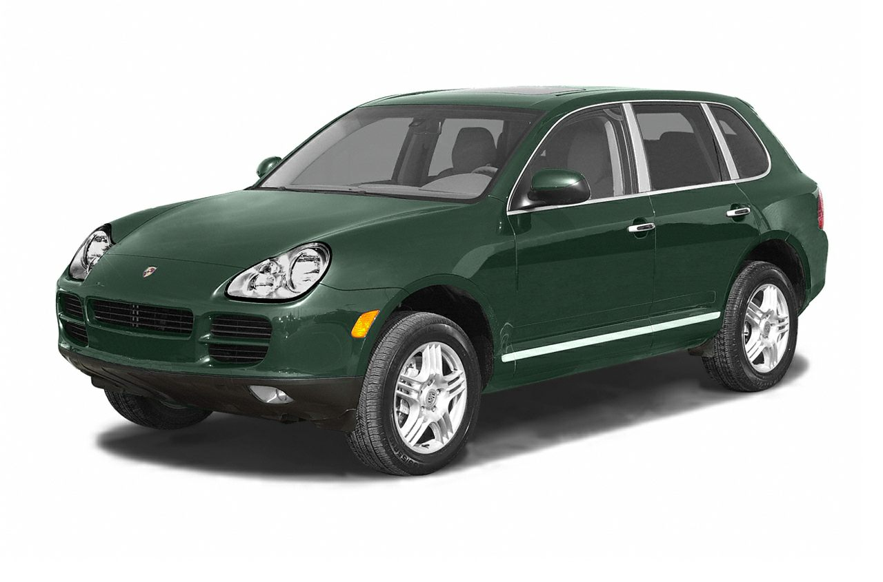 2005 Porsche Cayenne S SUV for sale in Baton Rouge for $12,650 with 81,972 miles