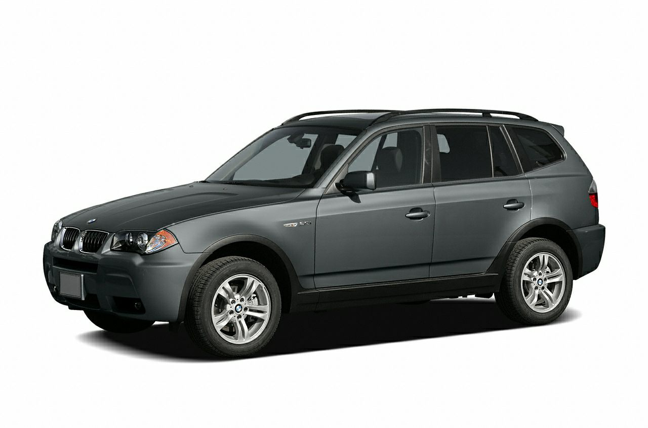 2006 BMW X3 3.0i SUV for sale in Chicago for $14,995 with 79,830 miles.