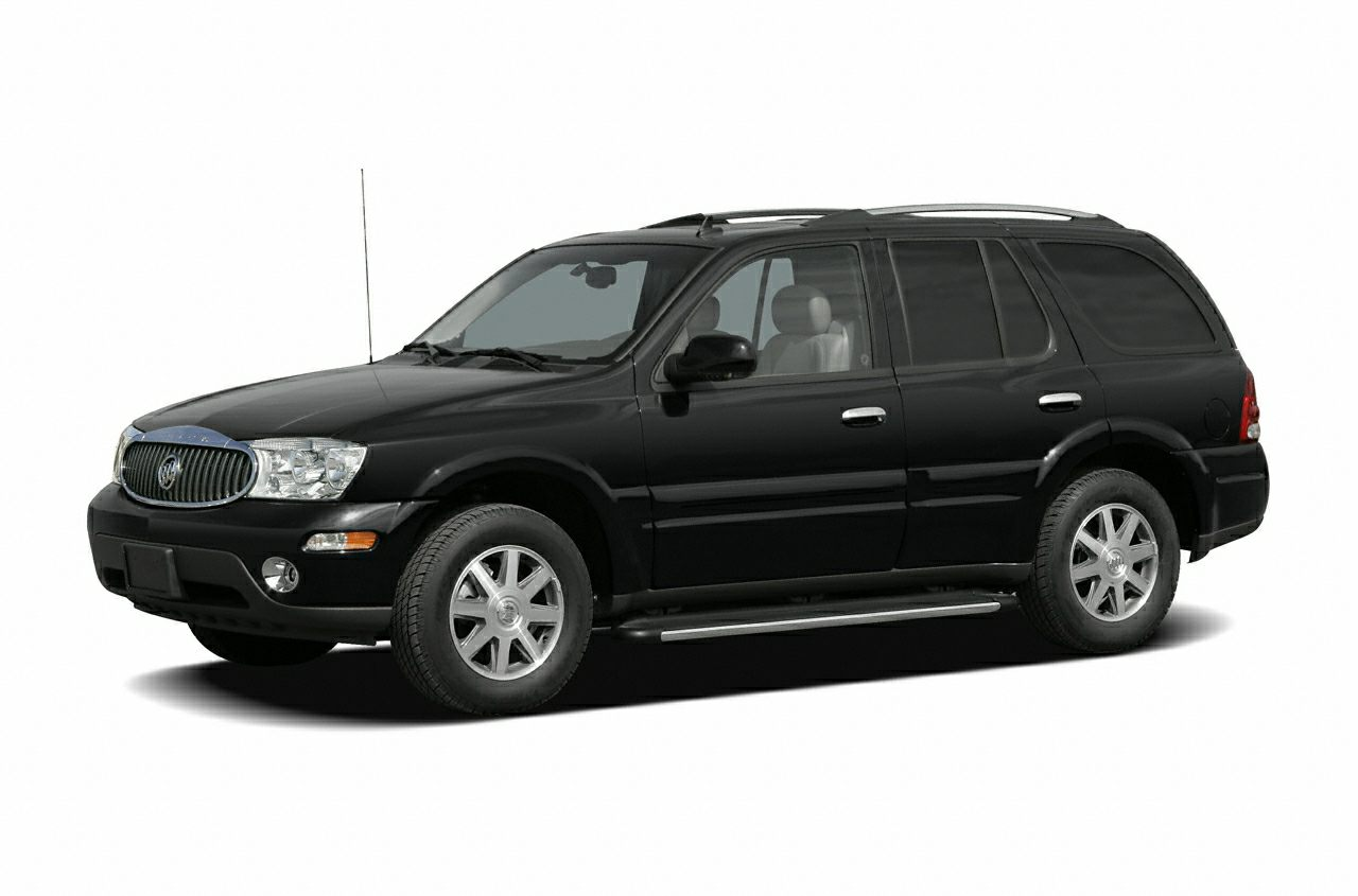 2006 Buick Rainier CXL SUV for sale in Amarillo for $0 with 132,241 miles