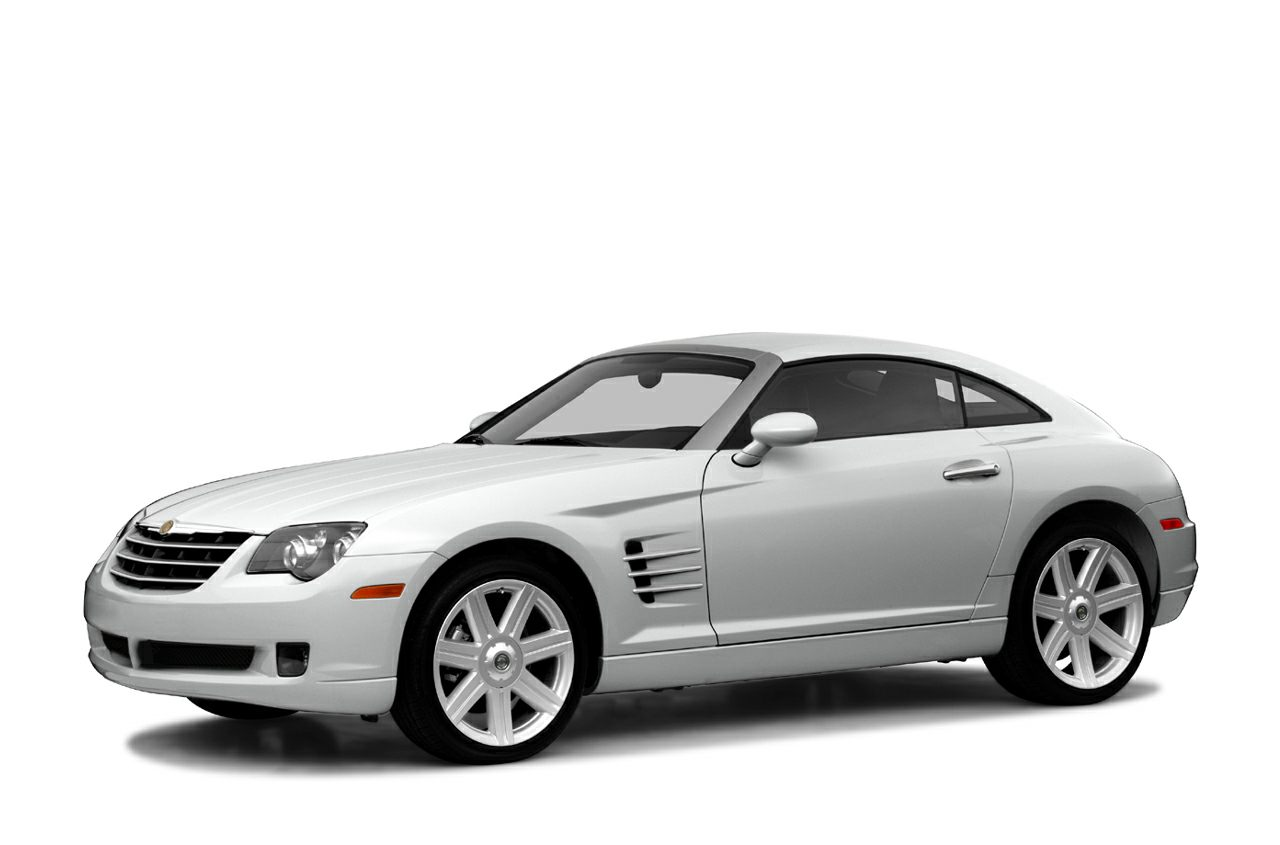 2006 Chrysler Crossfire Limited Coupe for sale in Henderson for $12,998 with 63,648 miles.