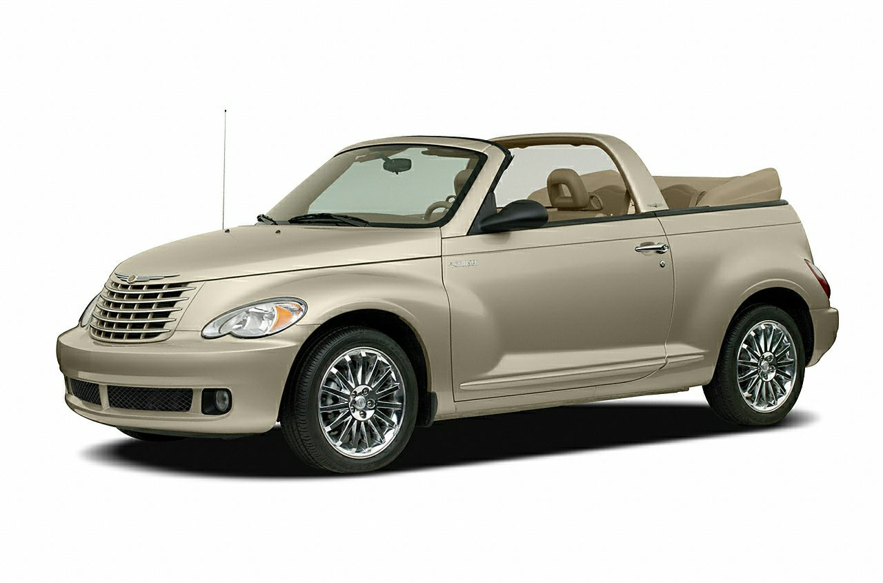 2006 Chrysler PT Cruiser Touring Convertible for sale in Springfield for $6,997 with 79,165 miles.