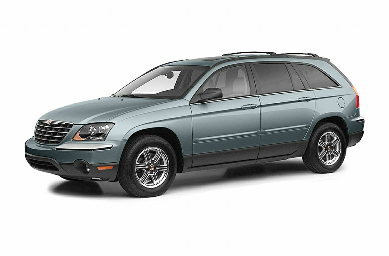 2006 Chrysler Pacifica Touring SUV for sale in West Columbia for $8,000 with 113,763 miles