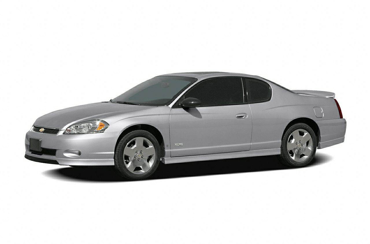 2006 Chevrolet Monte Carlo SS Coupe for sale in Danielson for $10,800 with 71,795 miles.
