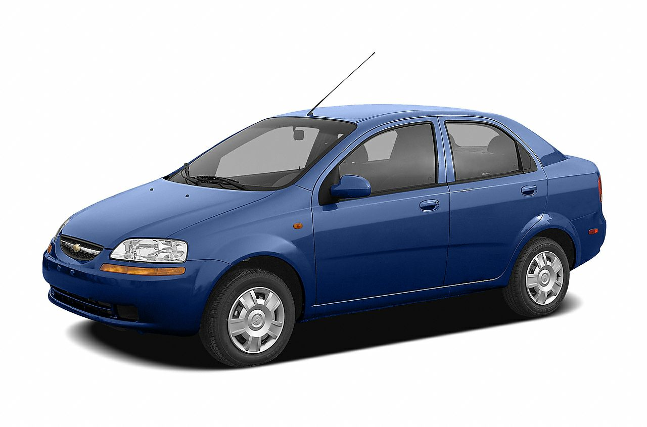 2006 Chevrolet Aveo Sedan for sale in Pataskala for $3,850 with 130,000 miles.