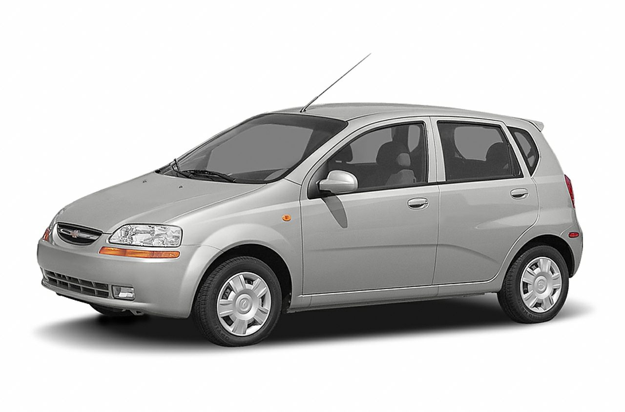 2006 Chevrolet Aveo 5 LT Hatchback for sale in Newport for $5,900 with 91,386 miles