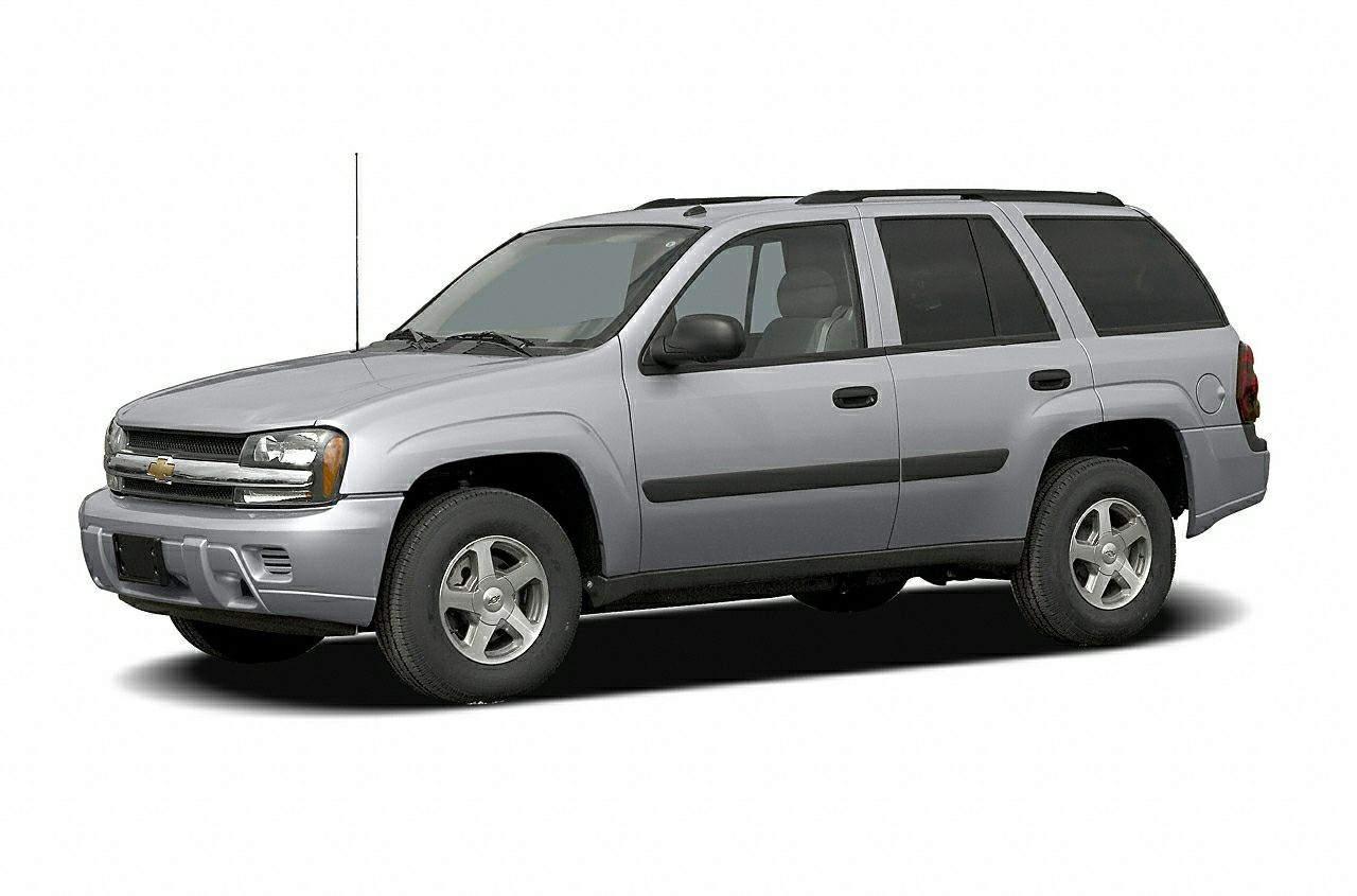2006 Chevrolet TrailBlazer LS SUV for sale in Concord for $6,995 with 136,978 miles