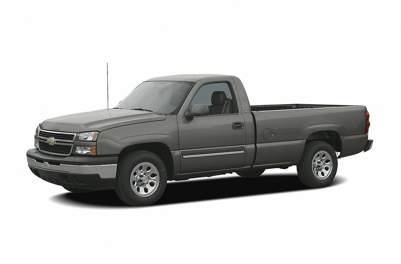 2006 Chevrolet Silverado 1500 LS Crew Cab Pickup for sale in Branson for $14,977 with 112,789 miles.