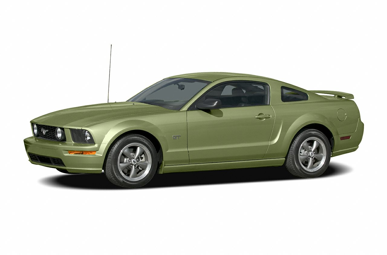 2006 Ford Mustang GT Coupe for sale in Asheville for $12,950 with 116,900 miles