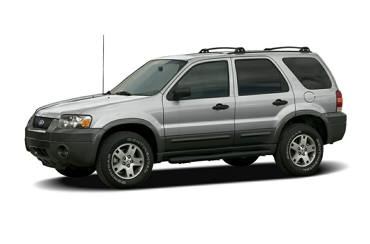 2006 Ford Escape XLT Sport SUV for sale in Chicago for $7,995 with 118,009 miles