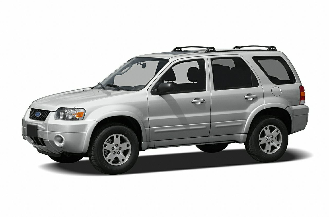 2006 Ford Escape Limited SUV for sale in Jackson for $7,500 with 137,416 miles.