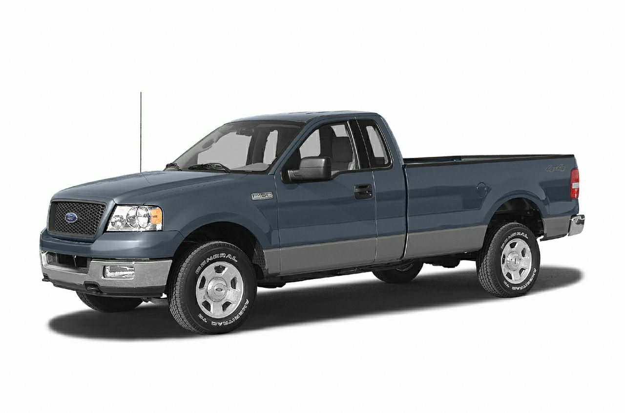2006 Ford F150 XLT Extended Cab Pickup for sale in Asheville for $10,490 with 143,291 miles