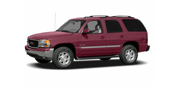 2006 GMC Yukon