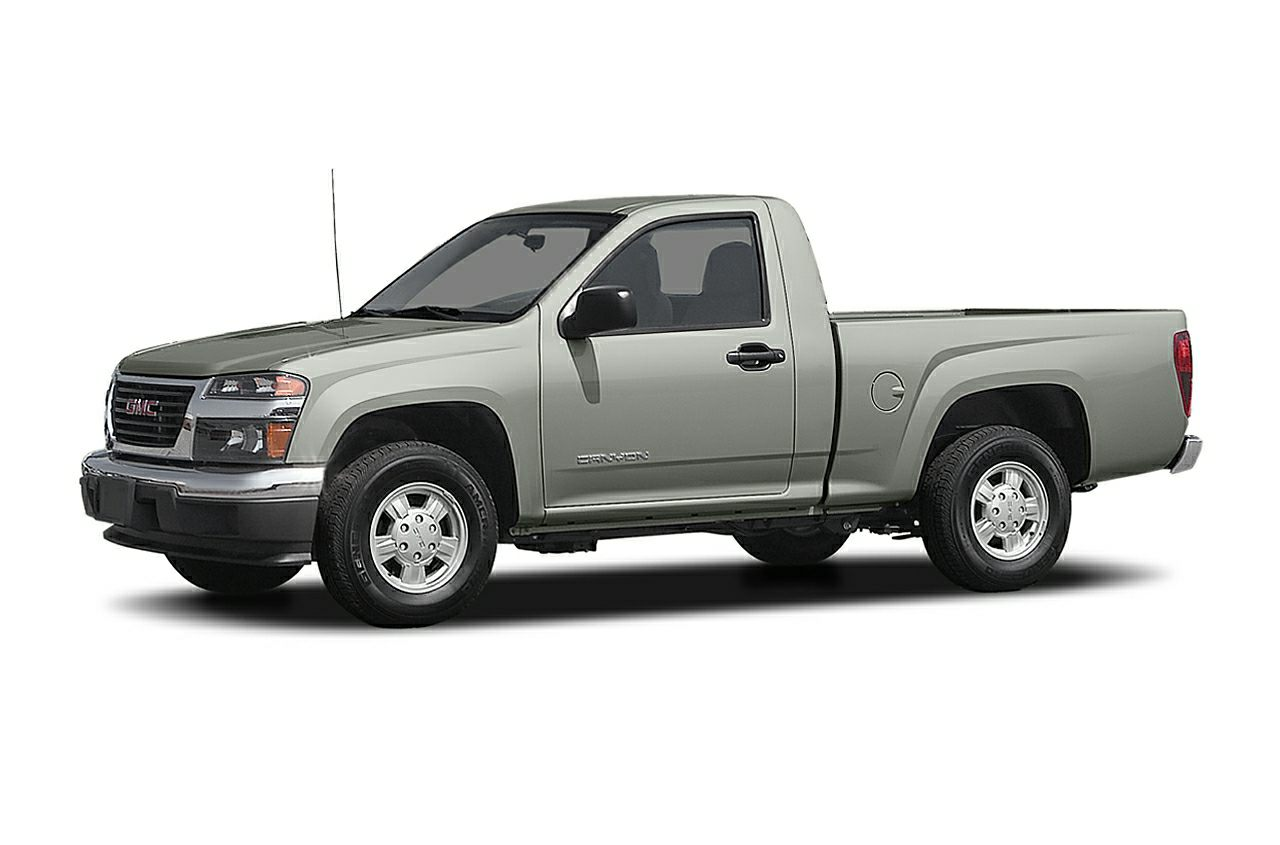 2006 GMC Canyon SLE Regular Cab Pickup for sale in Lancaster for $8,777 with 127,137 miles