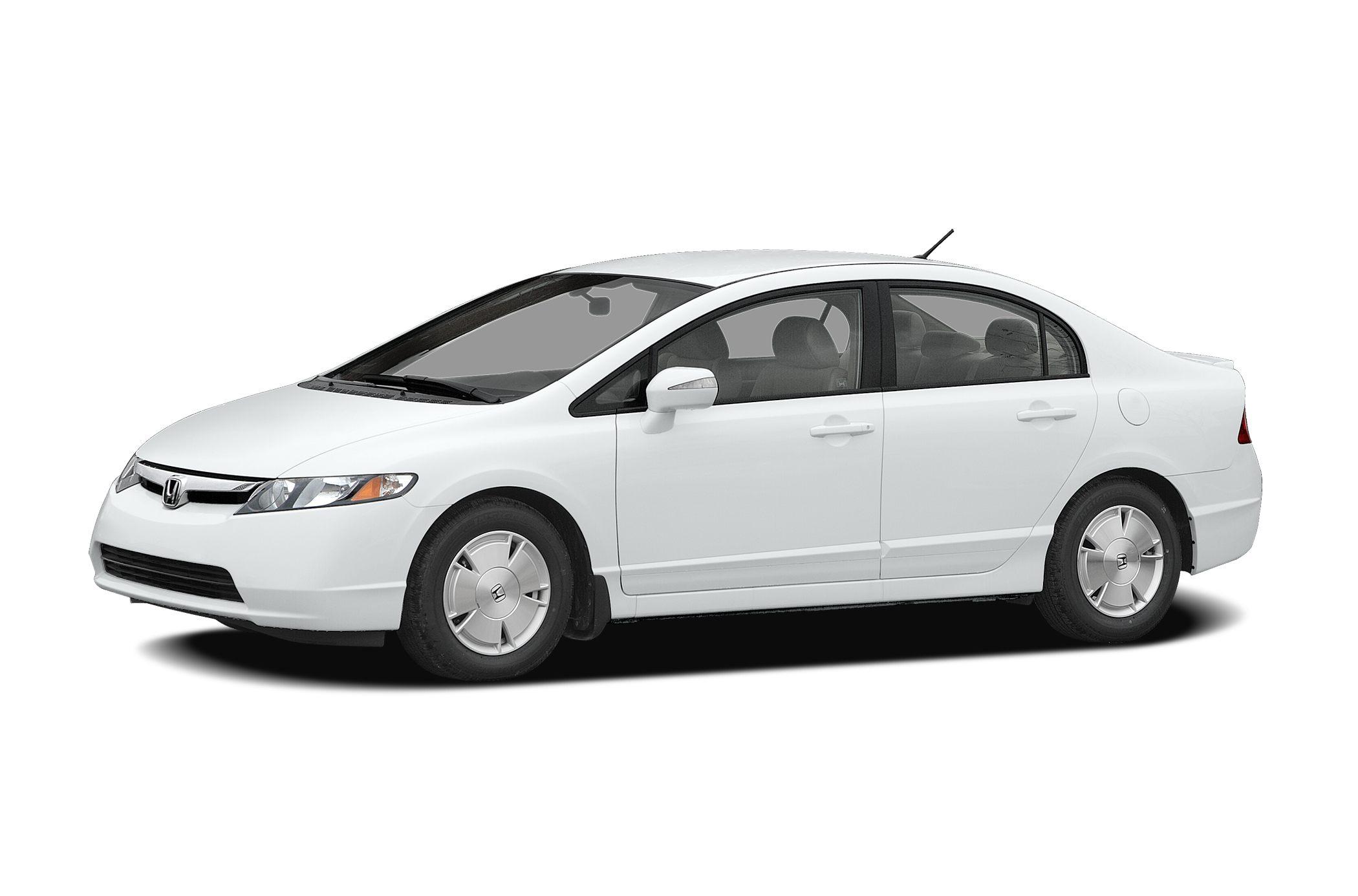 2006 Honda Civic Hybrid Sedan for sale in Houston for $8,991 with 107,443 miles